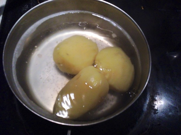 Cooking Yukon Gold Potatoes