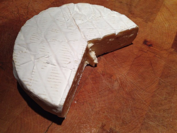 Normandie Double Cream Brie