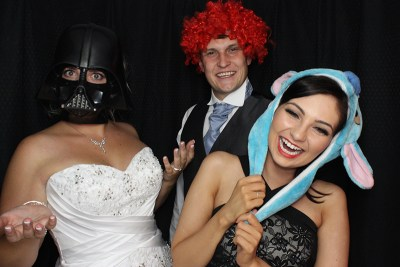 darth vada bride