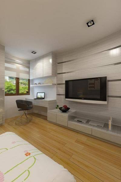 3d Wallpaper For Tv Unit Led Tv Panels Designs For Living Room And Bedrooms