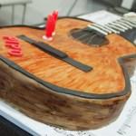 Tarta Guitarra