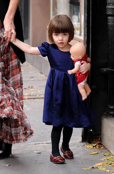 Suri Cruise Hd Wallpapers Suri Cruise S 20 Cutest Looks