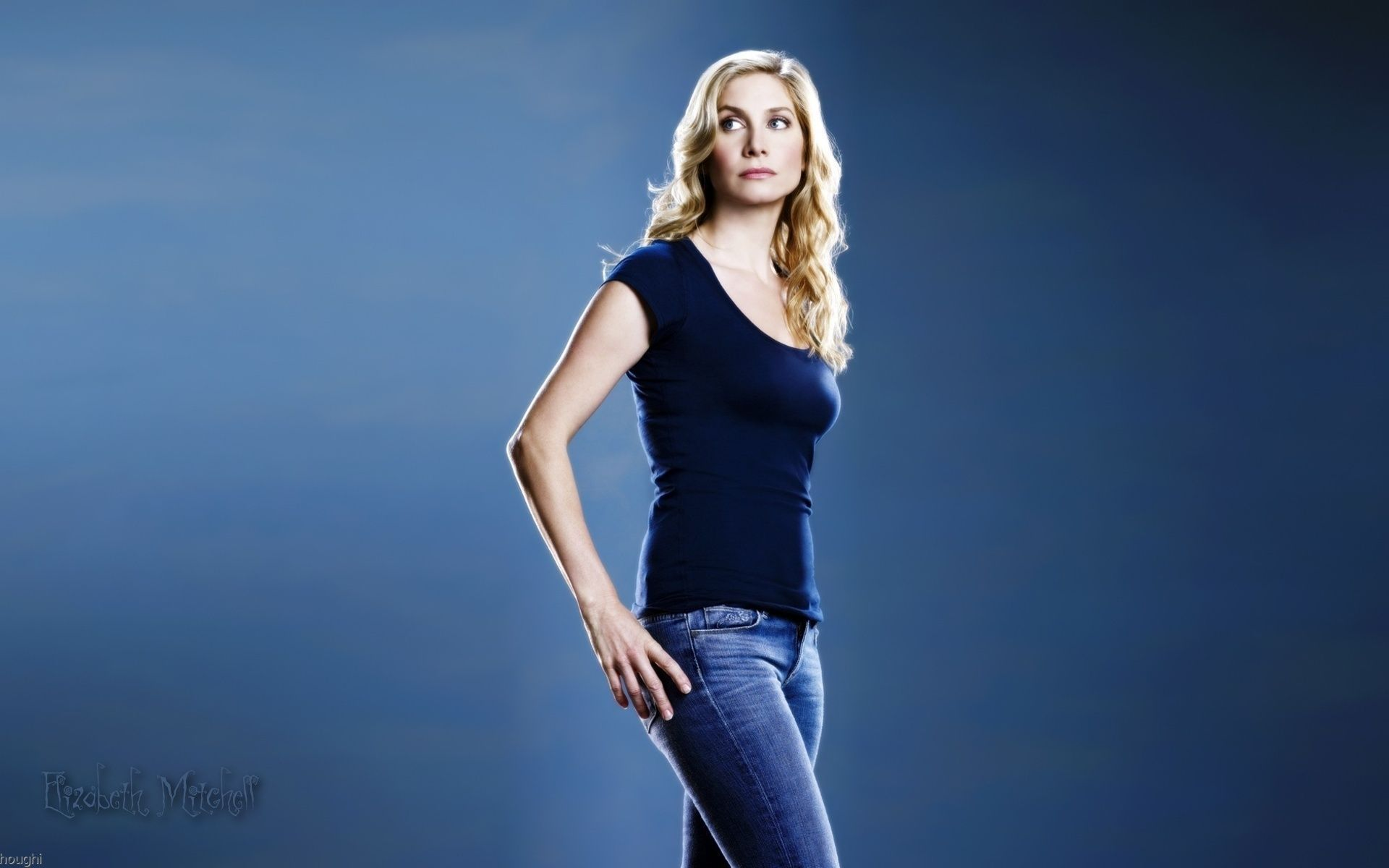 American Beautiful Girl Hd Wallpaper Pictures Of Elizabeth Mitchell Pictures Of Celebrities