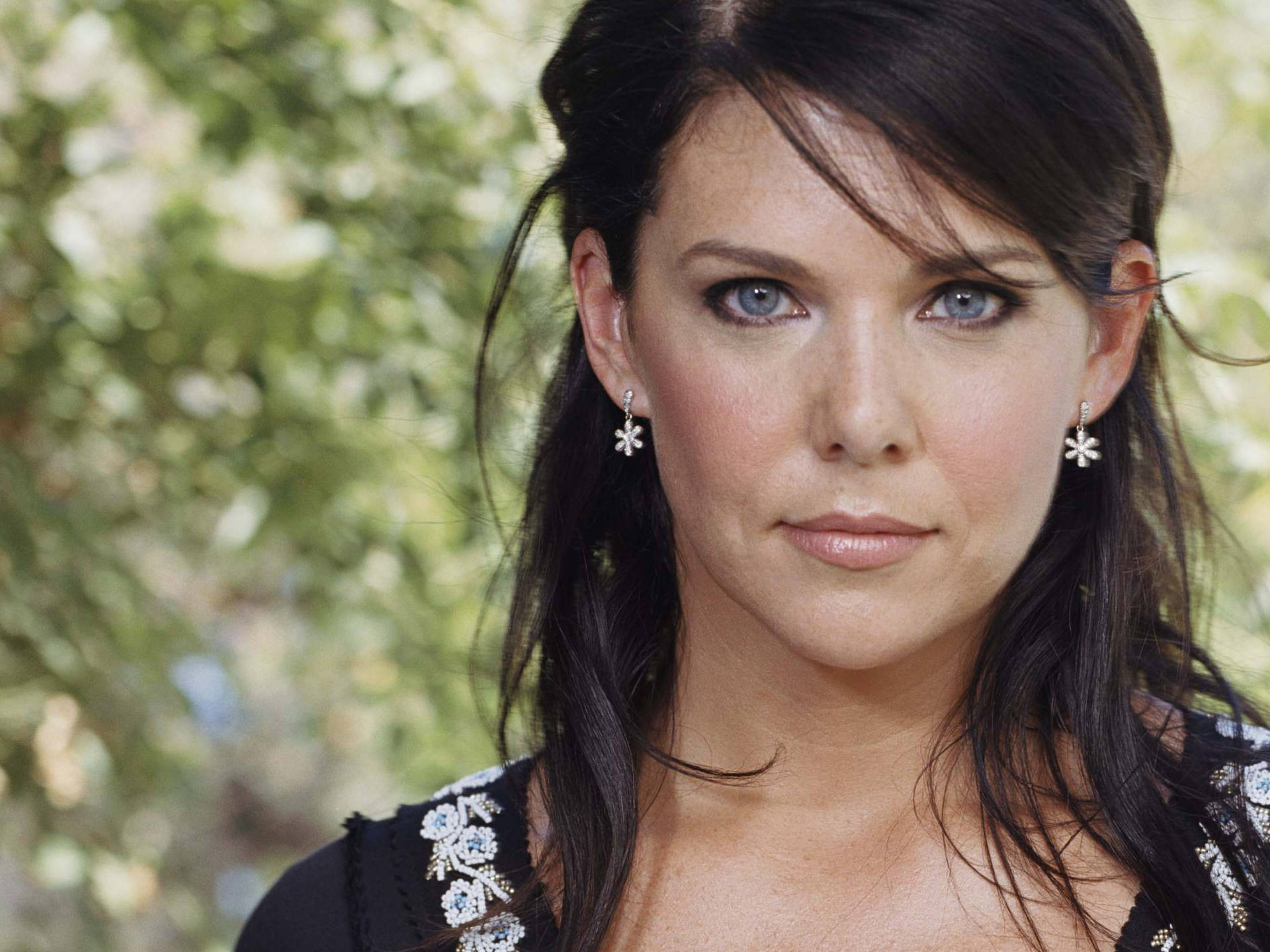 Hd Wallpaper Little Girls Wedding Pictures Of Lauren Graham Pictures Of Celebrities