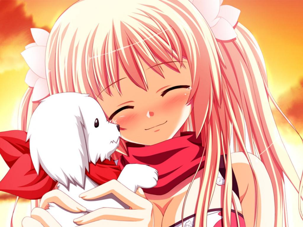 Love Quotes Wallpapers For Android Phones Desktop Wallpaper Cute Anime Girl Sakura Fortissimo