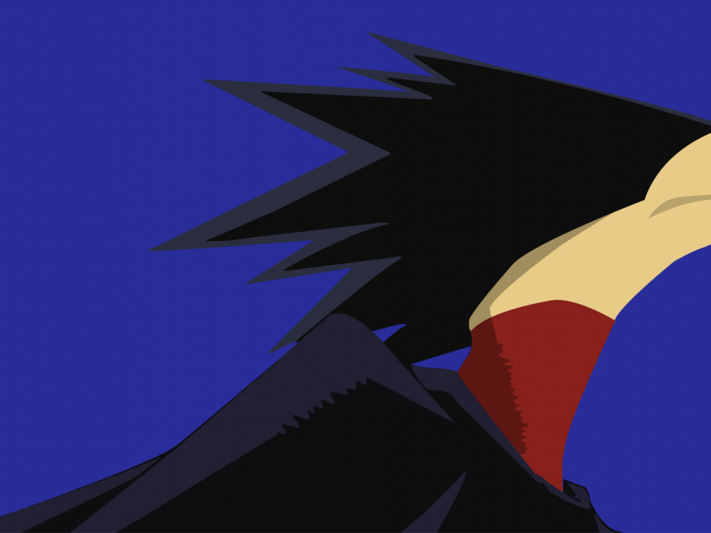 My Hero Academia Wallpaper Iphone X Fumikage Tokoyami Boku No Hero Academia Anime Wallpaper