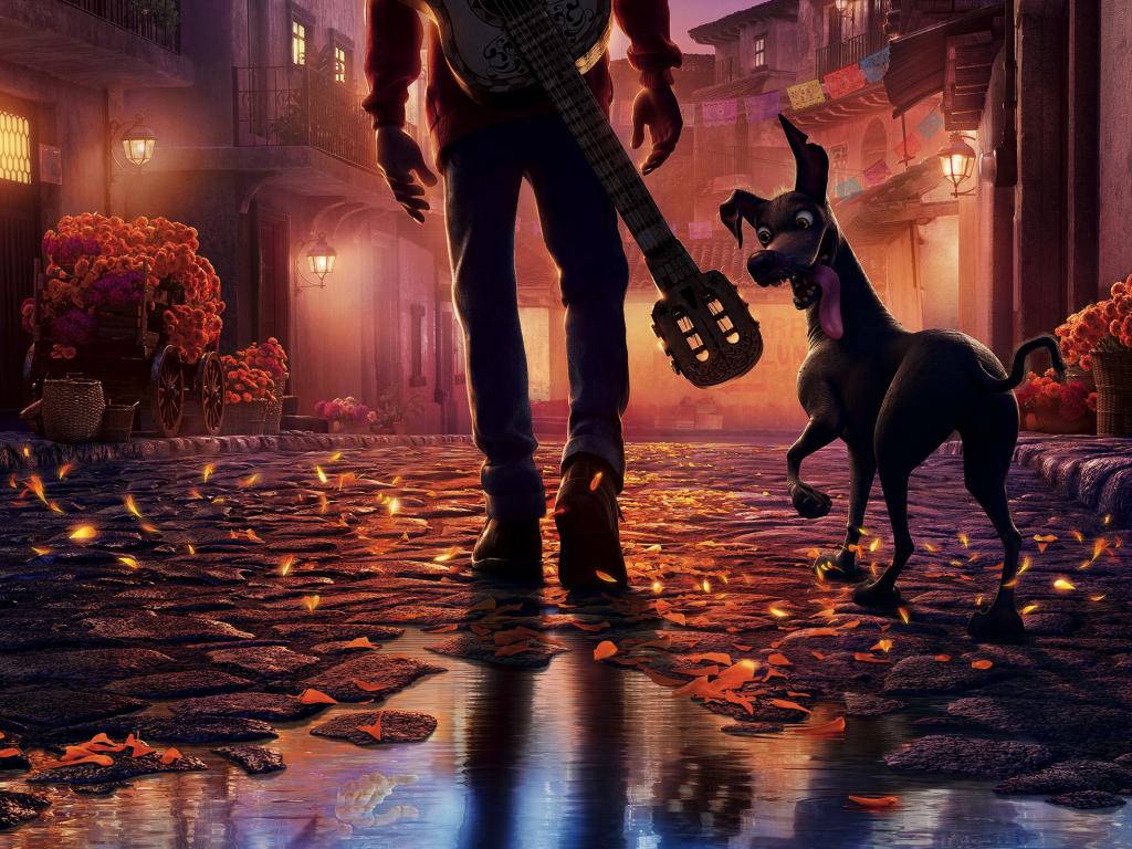 Wolverine Animated Hd Wallpapers Desktop Wallpaper Coco Animated Movie Pixar Dog Street