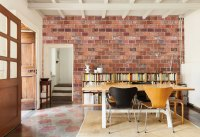 Brick Wall Murals - Interior Design Ideas | Pictowall