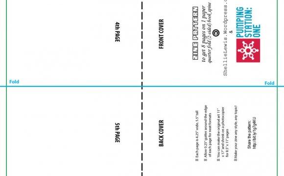 quarter fold invitation templates