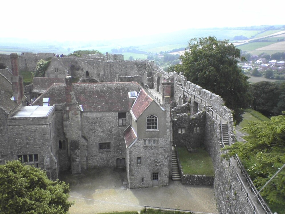 Car Slideshow Wallpaper Quot Carisbrooke Castle Newport On The Isle Of Wight Quot By