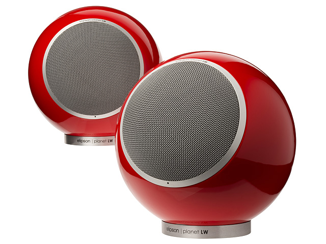 Spherical speakers