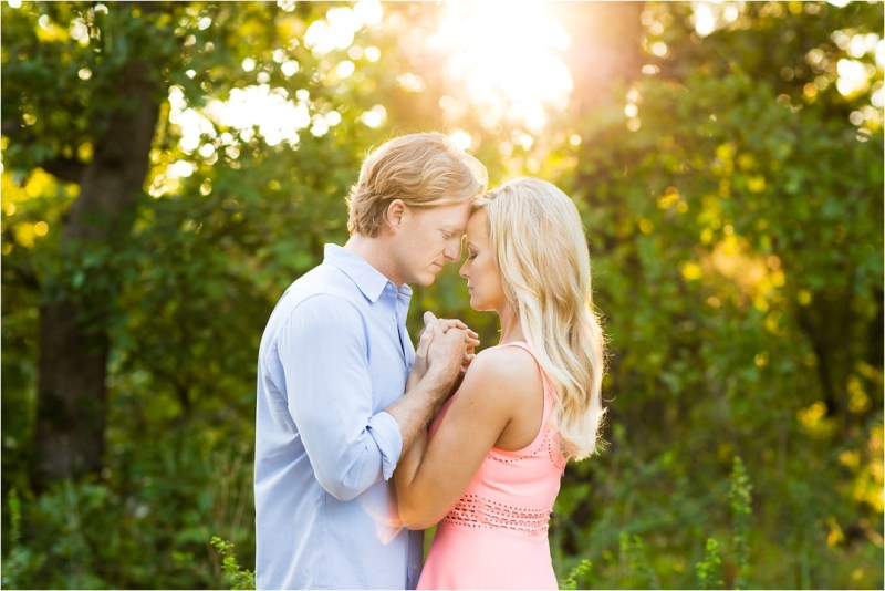 Picturesque Tulsa Engagement Session Wedding_0075
