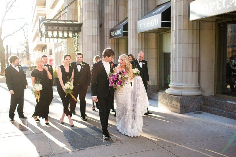 Mayo Hotel Wedding Tulsa Oklahoma Picturesque Photos by Amanda_0028