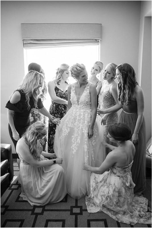 Christ the King Parish Wedding The Bond Reception Tulsa Oklahoma Picturesque Photos by Amanda_0016