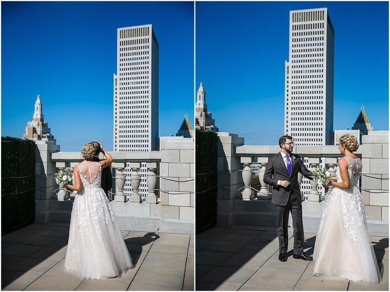 Christ the King Parish Wedding The Bond Reception Tulsa Oklahoma Picturesque Photos by Amanda_0019