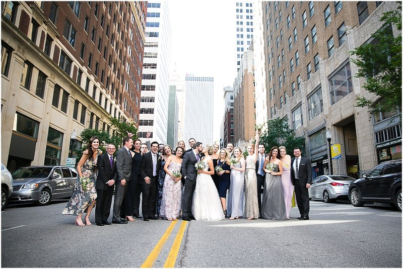Christ the King Parish Wedding The Bond Reception Tulsa Oklahoma Picturesque Photos by Amanda_0032