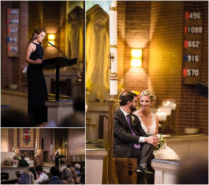 Christ the King Parish Wedding The Bond Reception Tulsa Oklahoma Picturesque Photos by Amanda_0047