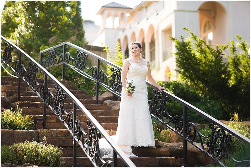 Philbrook Museum of Art Wedding Bridal Picturesque Photos by Amanda_0002