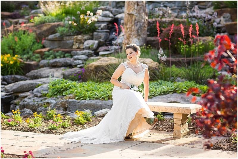 Philbrook Museum of Art Wedding Bridal Picturesque Photos by Amanda_0010