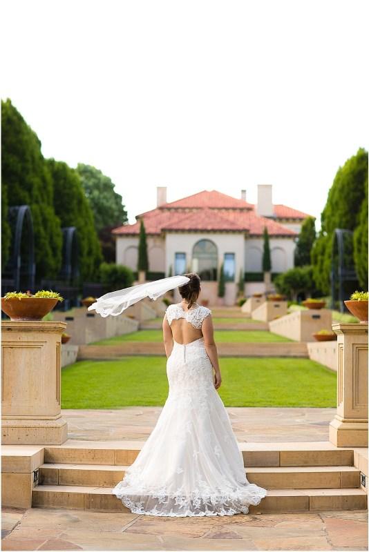 Philbrook Museum of Art Wedding Bridal Picturesque Photos by Amanda_0025