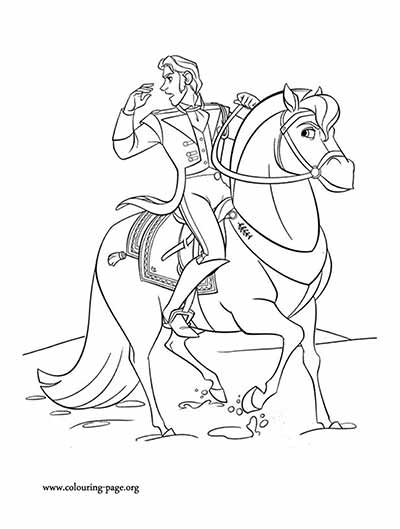 101 Frozen Coloring Pages May