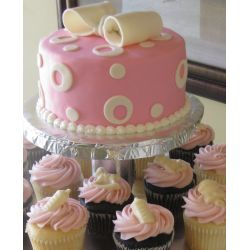 Small Crop Of Baby Shower Cupcake Ideas