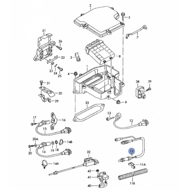 skoda transmission diagrams