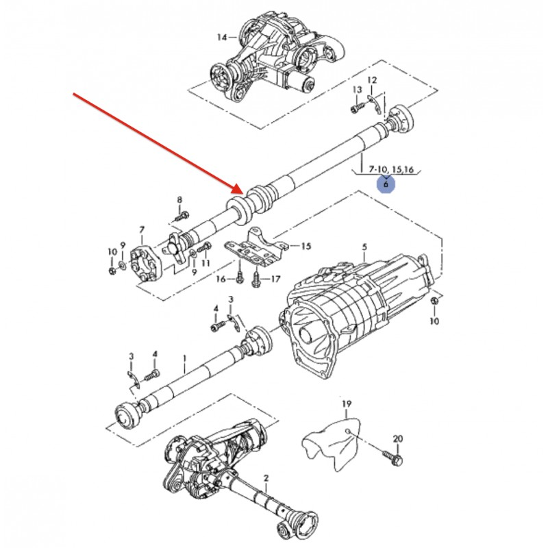 porsche 365 Motor diagram