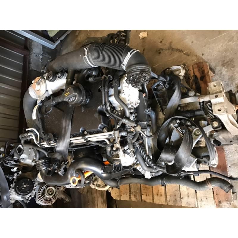 moteur tdi 1l9 tdi 105 cv type bxe pour vw audi seat