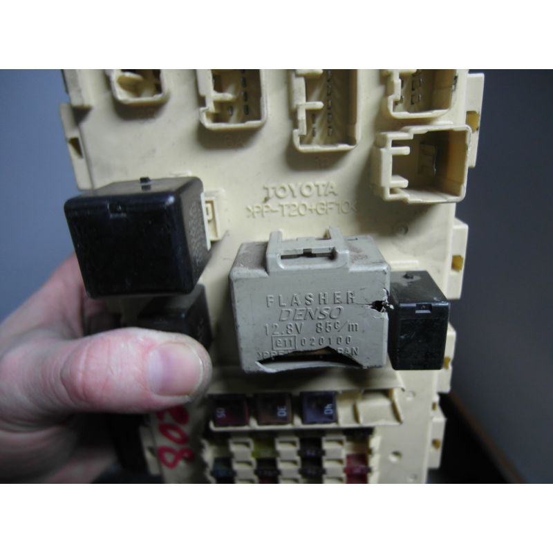 Fuse box module bsi toyota pp-t20+gf10, sale auto spare part on