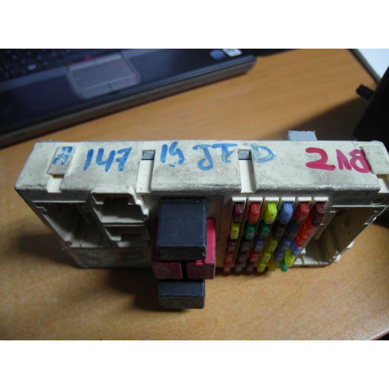 Fuse box module bsi alfa romeo 147 19 jtd 46558758, 60698109, sale