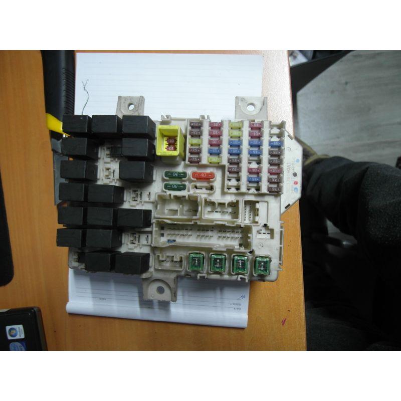 Fuse box module bsi mitsubishi colt 0059 5j31 8565a108, 1791 hoa1
