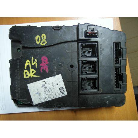 Fuse box module bsi renault megane, 03078 8200305575, sale auto