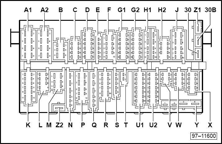 schema electrique land rover serie 2