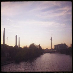 fernsehturm, berlin, fotokunst, spree, kaufen