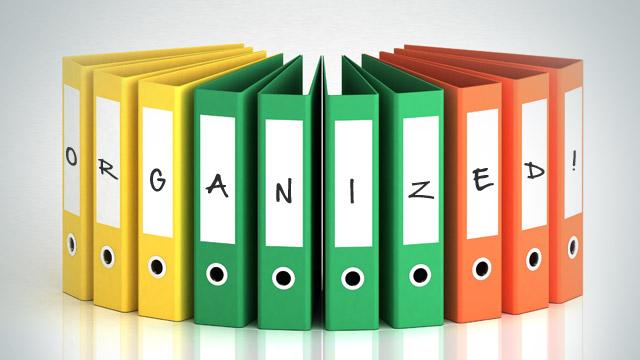 organizing skills - Canasbergdorfbib
