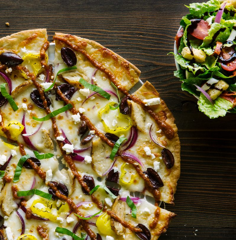Menu - Pie Five Pizza