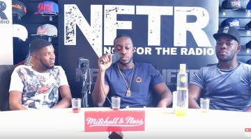 NFTR With GRM Daily x Link Up TV