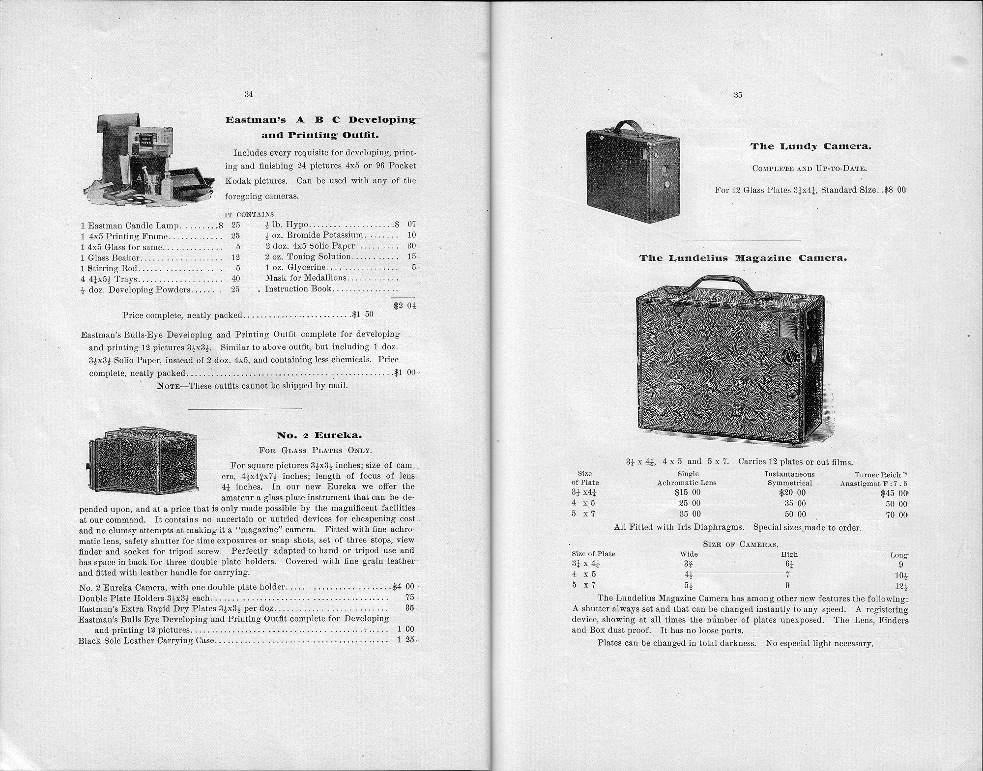 house goods catalogs