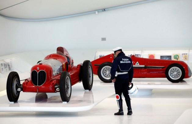 Enzo Ferrari Home Museum, Modena, 2012.