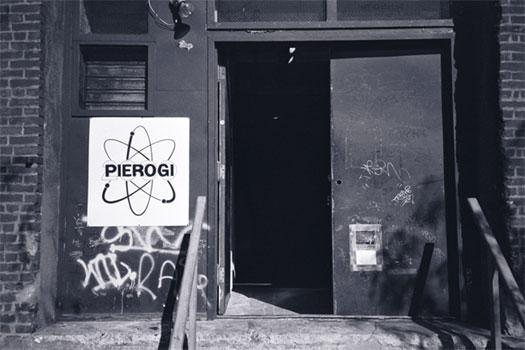 Pierogi facade, September 1994