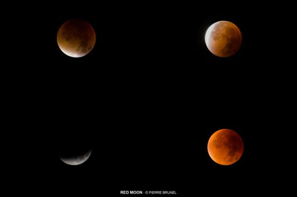 Red Moon - Ref. A03