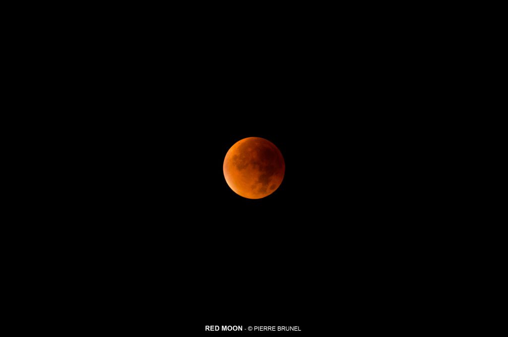Red Moon - Ref. A02
