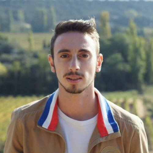 Photo de Pierrick Vignon Etudiant webmarketing ESCEN Lyon