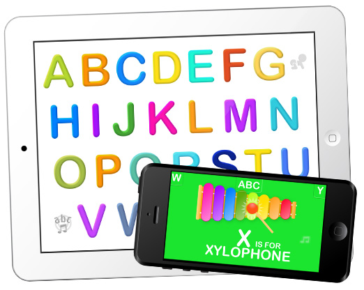 Interactive Alphabet App for iPad, iPhone, and iPod Touch Pi\u0027ikea St