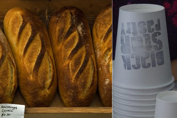 bread coffee