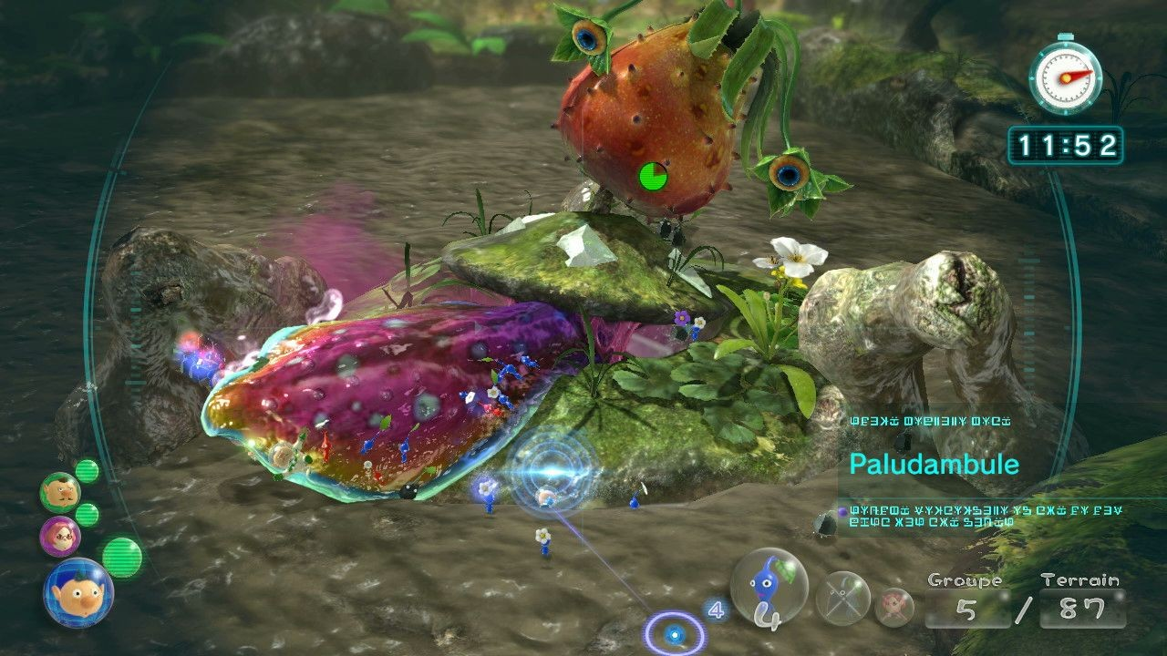 Pikmin 3 Wallpaper Hd Other Games Awesome Bosses Tv Tropes