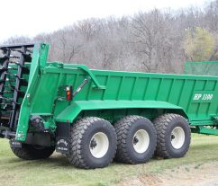 HP 1100 spreader