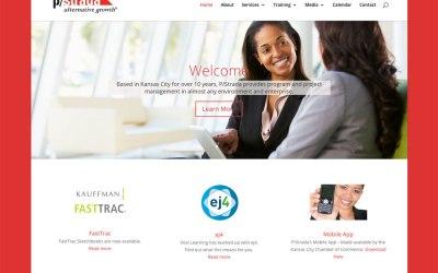 New Website for P/Strada