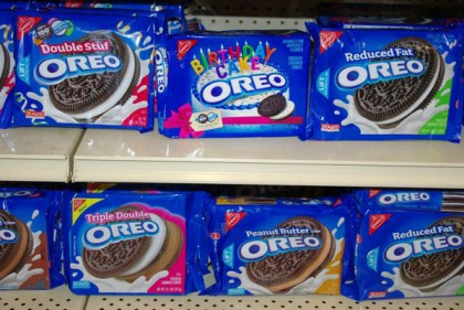 Why is there more than one kind of Oreo? Someone needs to go back to the think tank and use their powers for good instead of whaaaaaat?